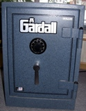 Gardall 1812 Safe sold by Nancy's Lock and Key Service